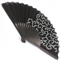 Set of 2 Japanese ceramic bowls - KURO UME