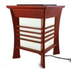 Ceramic bowl for tea ceremony, crackle enamel gray - WARETA