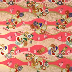 Japanese ceramic tea ceremony bowl, turquoise - TAKOIZU