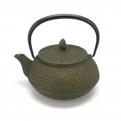 Red okiagari daruma doll in...