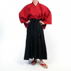 Black and red Japanese...