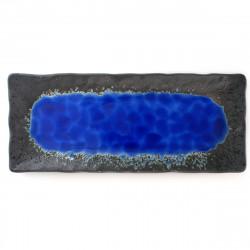 Black japanese yukata with...