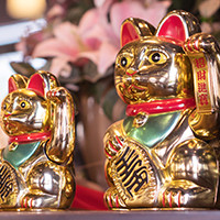 Statuettes of Japan